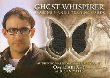 Ghost Whisperer Seasons 3 & 4 Costume Card C26 Omid Abahi as Justin Yates