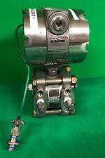 Rosemount Alphaline Pressure Transmitter 1151DP5E22B4K5H3D1W2 -Max WP:  2000 PSI