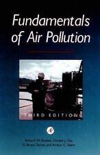 Fundamentals of Air Pollution, Third Edition