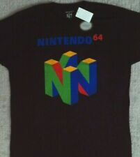 Nintendo 64 T Shirt_ Size Large_ New with tags_ Licensed Product