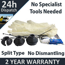 UNIVERSAL SPLIT BALL JOINT TRACK ROD END RUBBER DUST COVER KIT FITS ALL CARS