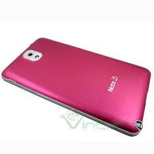 Cover copri batteria METALLO BRUSHED per Samsung Galaxy Note 3 N9005 FUCSIA