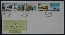 1981 THE NATIONAL TRUSTS FDC