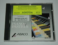 CD LIBRARY/ABACO AB-CD 005/PIANO PASTELS