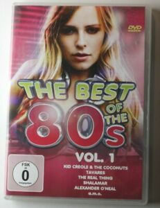 The Best of the 80`s...Vol.1.....DVD