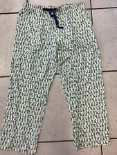 Grand Essex *Pear* Lounge Pants Size Medium  Pre Owned