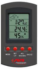 Termometro Igrometro con Sonda e Allarme per Rettili Sera