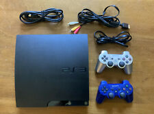 Sony PlayStation 3 PS3 SLIM 120GB Game Console System