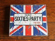 Various Artists : The Best Sixties Party 3 x CD (2004).