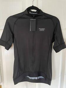 Pas Normal Studios Mechanism Short Sleeve Jersey 2021 Size XL Black