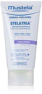 Mustela Stelatria Protective Cleansing Gel 150ml for Kids Clean Irritated Skin