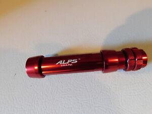 ALPS centra-lock  RED CAH16M aluminum reel seat for rod building