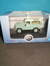 Land Rover  2015 Green Oxford 1:76th ScaleNew Release.