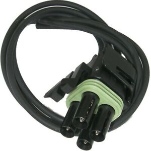 Parts Master 84031 Idle Air Control (IAC) Valve Connector for GM Products