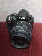Nikon D5100 Digital SLR Camera With lens,