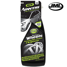 JML Mantis Perfect Wheels Waterless Car Rim Alloy Foam Cleaner Brightener 500ml