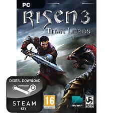 RISEN 3 TITAN LORDS PC STEAM KEY