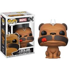 Marvel Inhumans Lockjaw Pop Vinyl Figure 257 Funko