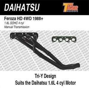 Tiger Headers Suitable For Daihatsu Feroza 1.6L 1988> 4WD
