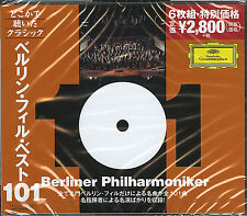 V.A.-YOUR 101 BEST TUNES BERLINER PHILHARMONIKER-JAPAN 6 CD G35