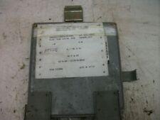93 QUEST ENGINE ECM ELECTRONIC CONTROL MODULE BEHIND GLOVE BOX FEDERAL EMISSIONS