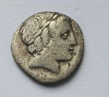 More details for ancient roman republican silver denarius ii-i century b.c.