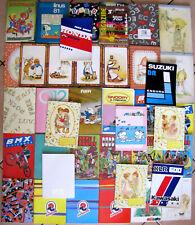 Quaderni da collezione a quadri da 4 mm. (entra e scegli il tuo preferito)
