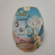 Disney Pixie Hollow Clickables Fairy Friendship Bracelet + Charm, New