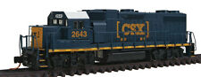 N Gauge - Diesel locomotive EMD GP38-2 CSX Transportation 50307 NEU