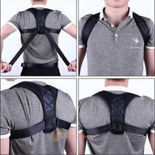 Elastic Back Shoulder Care Posture Corrector Kyphosis Correcting Belt Supporter