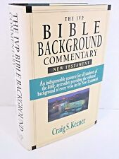 The IVP Bible Background Commentary: New Testament by Craig S. Keener
