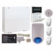 AMC 3 PIR Sensor Home / Shop Complete Alarm System Kit -Free Delivery Aust. Wide