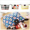 Foldable Women Travel Cosmetic Case Toiletry Makeup Handbag Storage Pouch Bag