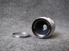 Carl Zeiss Jena T Tessar 50 mm 1:3 .5 Exa Montaje