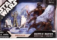 Star Wars 30th Anniversary Ambush on Ilum Battle Pack Rare Collectable Year 2...