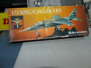 HELLER HUMBROL -SEPECAT Jaguar A/B/E caccia  -1:72-Kit nuovo e perfetto-