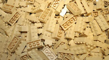 200 TAN light brown flesh 2x4 building bricks for educational construction toys