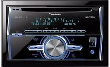 Pioneer FH-X720BT CD Receiver with AM/FM Tuner, Built-In Bluetooth, MIXTRAX