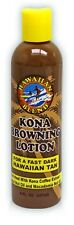 Hawaiian Blend Kona Browning Lotion 8 oz.