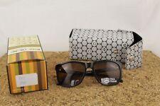 Paul Frank Designer gafas de sol balboa blues 172 BLK 56 18-140 Handmade + estuche