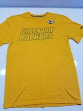 Men's Large NFL Team Apparel Green Bay Packers T-Shirt