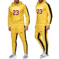 Mens Michael Air Legend 23 Jordan Tracksuit Hoodie&Pants Men Sweatshirts Brand