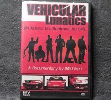 Vehicular Lunatics (DVD, 2006) Automotive Car Lifestyle Documentary Video