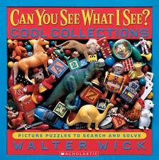 Can You See What I See?: Cool Collections: Picture Puzzles to Search-ExLibrary
