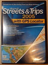 Microsoft Streets & Trips 2005