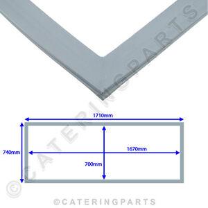 MONDIAL ELITE M3-4612139 RUBBER DOOR GASKET FOR KIC60 FRIDGE EMMEPI 715210005