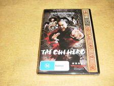 TAI CHI HERO action 2013 DVD NEW & SEALED Wu Xing kung fu Martial Arts R4