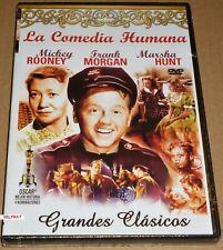 LA COMEDIA HUMANA / THE HUMAN COMEDY -DVD R2- English Español - Precintada