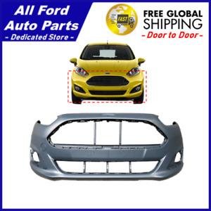 Ford Fiesta 2013 2014 2015 2016 2017 MK7.5 Front Bumper Primed New C1BB-17757