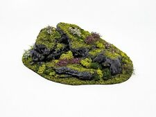 STUB Outcropping F - Tabletop Wargaming, D&D 3D printed hill scatter terrain